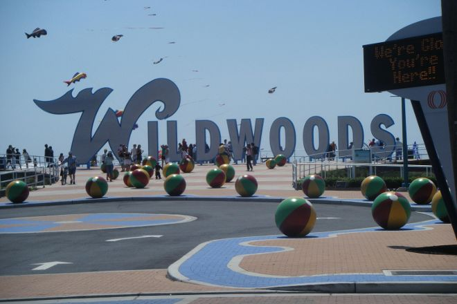 Wildwood Boardwalk, Wildwood, United States
