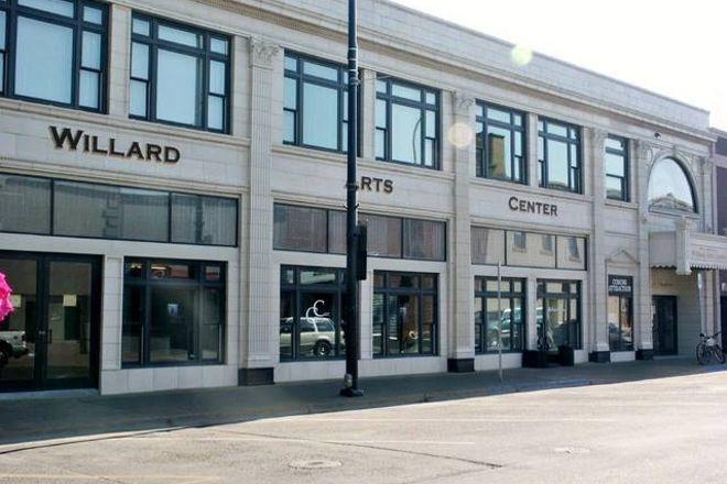 Willard Arts Center, Idaho Falls, United States