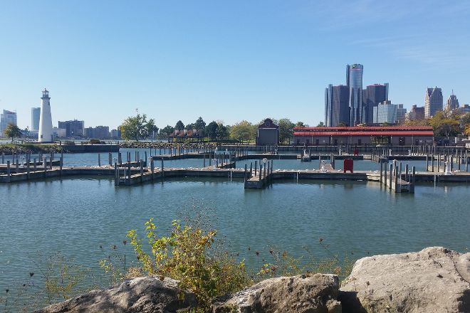 William G. Milliken State Park and Harbor, Detroit, United States