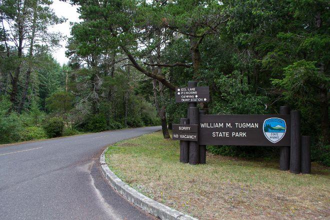 William M. Tugman State Park, Lakeside, United States