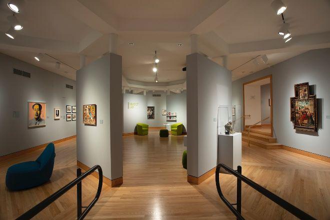 Williams College Museum of Art, Williamstown, United States