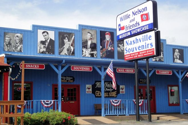 Willie Nelson and Friends Museum and Nashville Souvenirs, Nashville, United States
