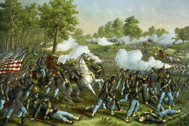 Wilson's Creek National Battlefield, Republic, United States