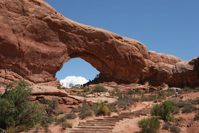 Windows, Arches National Park, United States