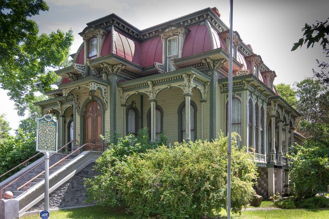 Wing House Museum, Coldwater, United States
