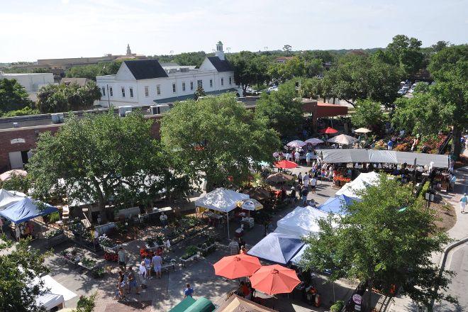 Winter Park Farmer's Market, Winter Park, United States