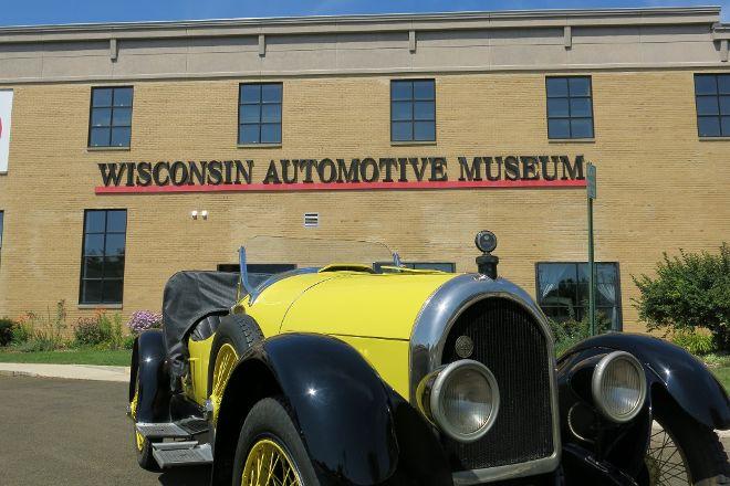 Wisconsin Auto Museum, Hartford, United States