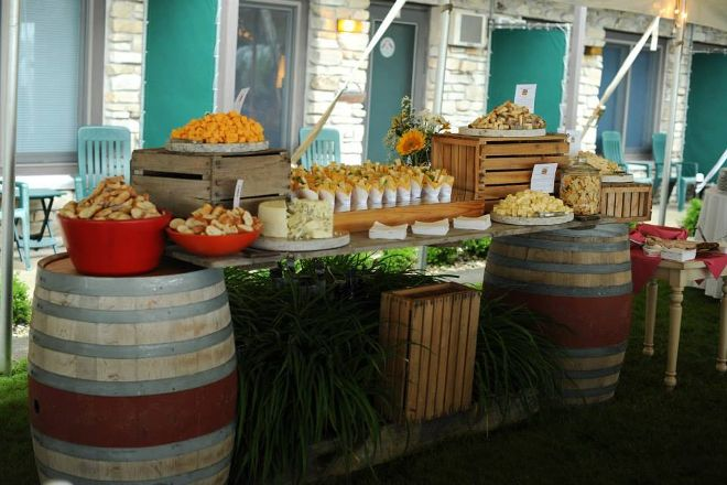 Wisconsin Cheese Masters, Egg Harbor, United States