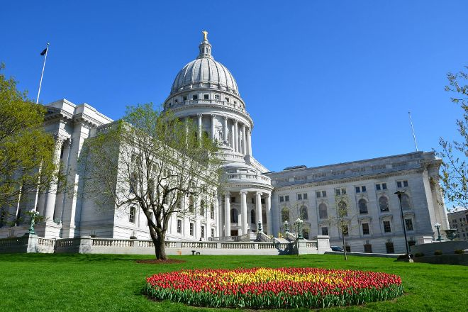 Wisconsin State Capitol, Madison, United States