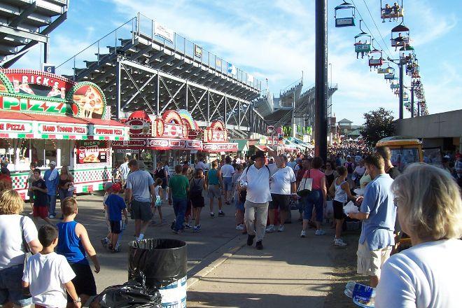 Wisconsin State Fair Park, West Allis, United States