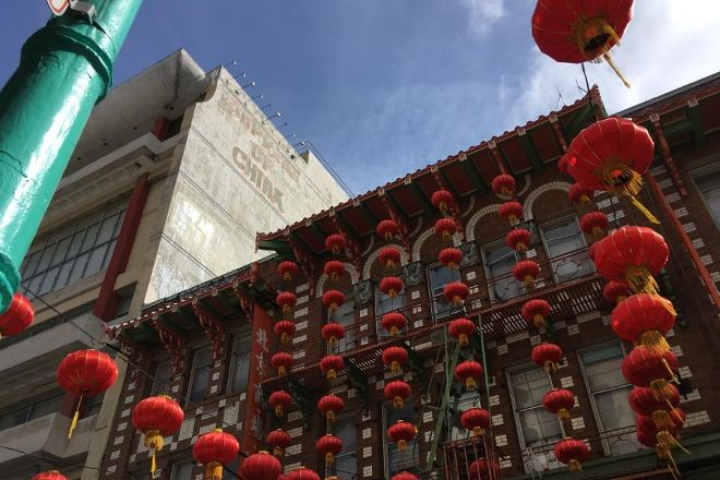 Wok Wiz Chinatown Tours, San Francisco, United States