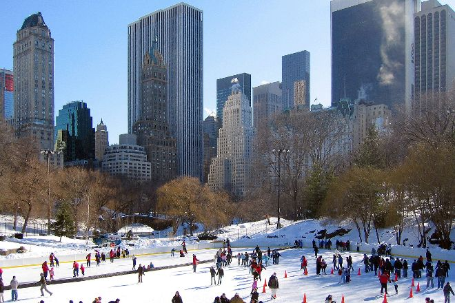 Wollman Rink, New York City, United States