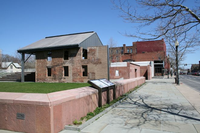 Women's Rights National Historical Park, Seneca Falls, United States