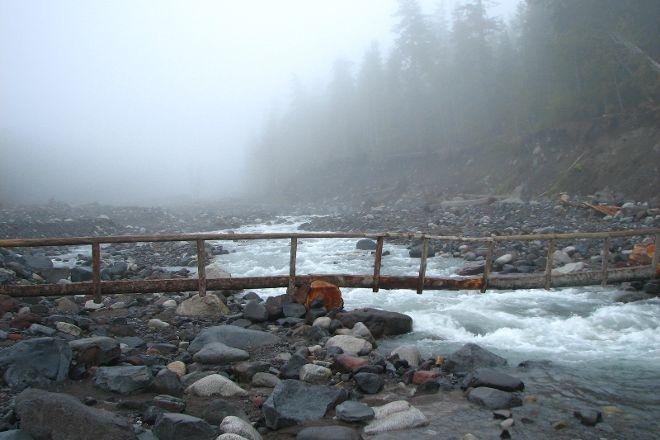 Wonderland Trail, Mount Rainier National Park, United States