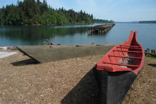 Woodard Bay Natural Resources Conservation Area, Olympia, United States
