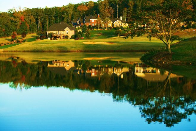 Woodfin Ridge Golf Club, Inman, United States