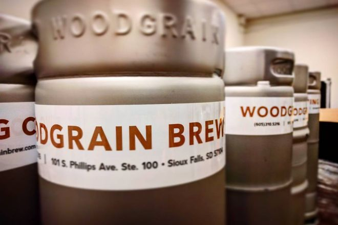 WoodGrain Brewing Company, Sioux Falls, United States