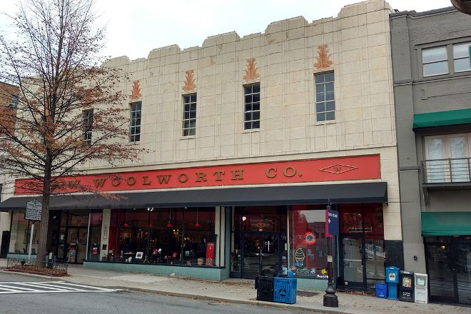 Woolworth Walk, Asheville, United States