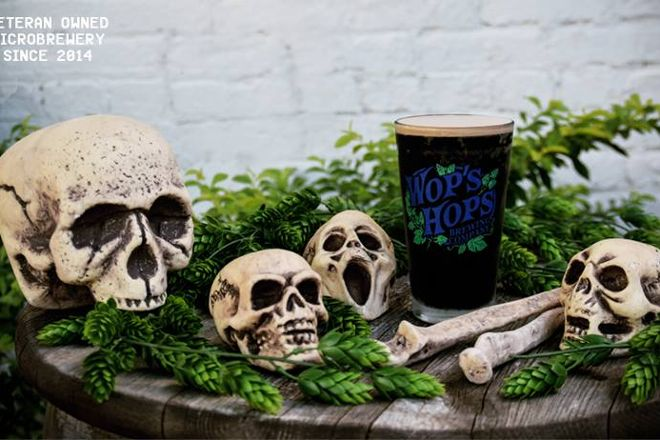 Wops' Hops Brewing Company, Sanford, United States