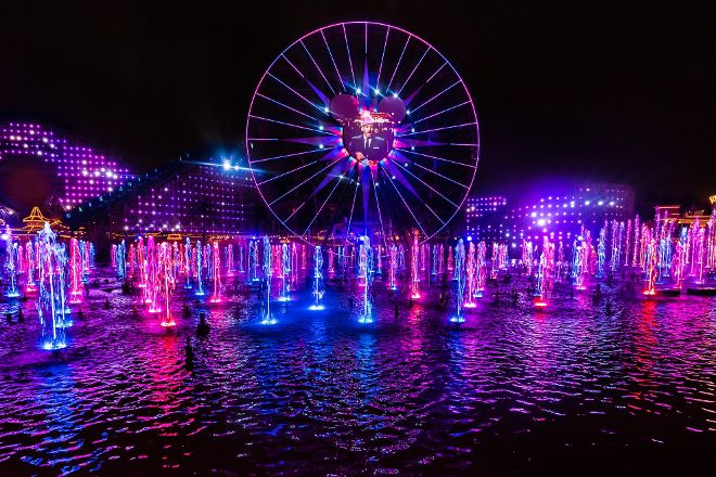 World of Color - Celebrate, Anaheim, United States