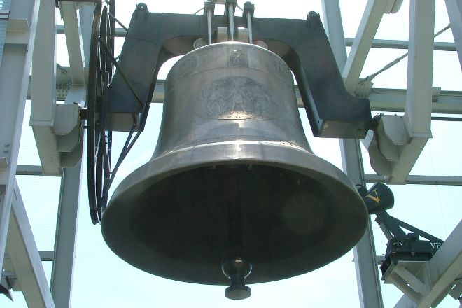 World Peace Bell, Newport, United States