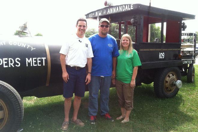 Wright County Swappers Meet, South Haven, United States