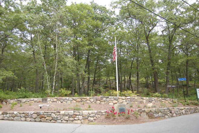 North Attleboro World War I Memorial Park, North Attleboro, United States