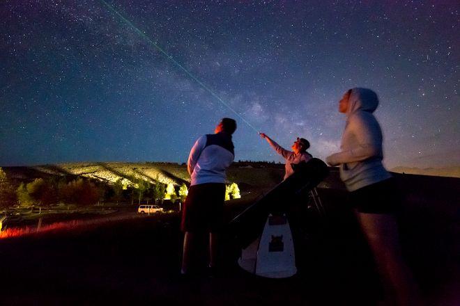 Wyoming Stargazing, Jackson, United States