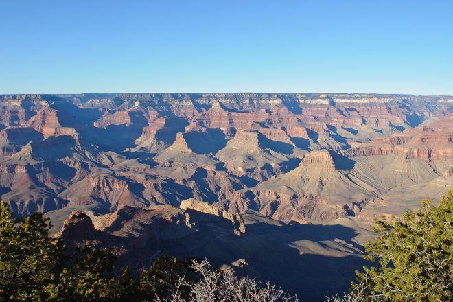 Yaki Point, Grand Canyon National Park, United States