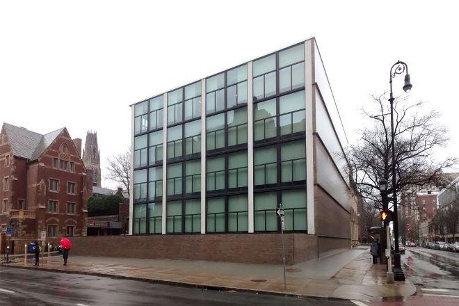 Yale University Art Gallery, New Haven, United States