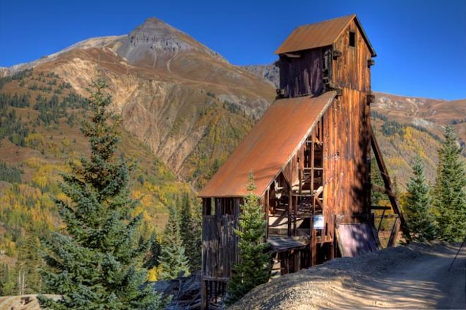 Yankee Girl Mine, Ouray, United States