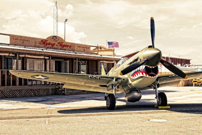 Yanks Air Museum, Chino, United States