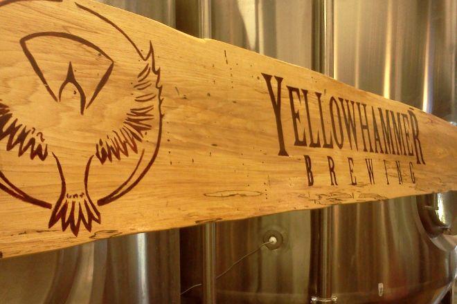 Yellowhammer Brewing, Huntsville, United States