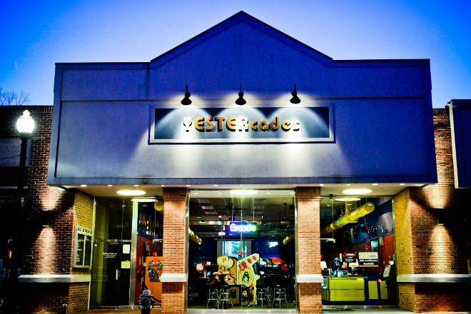 Yestercades, Red Bank, United States