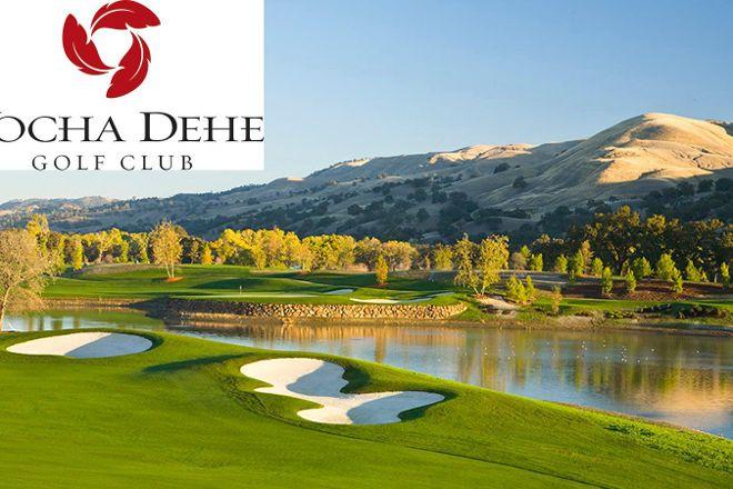 Yocha Dehe Golf Club, Brooks, United States