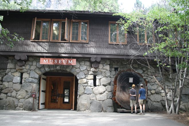 Yosemite Museum Gallery, Yosemite National Park, United States