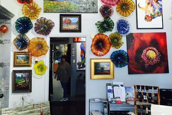 Your Private Collection Art Gallery, Granbury, United States