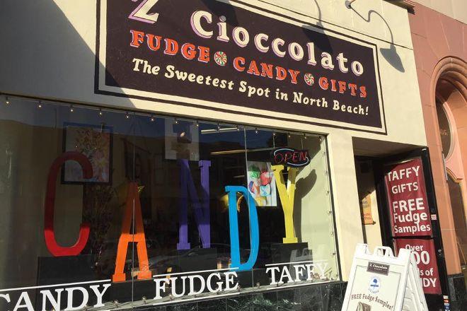 Z. Cioccolato, San Francisco, United States