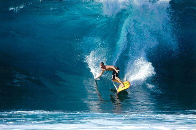 Zack Howard Surf, Paia, United States