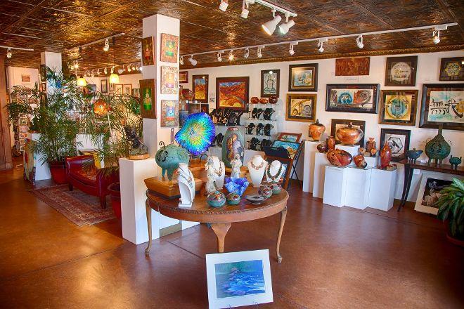 Zen Mountain Gallery, Jerome, United States