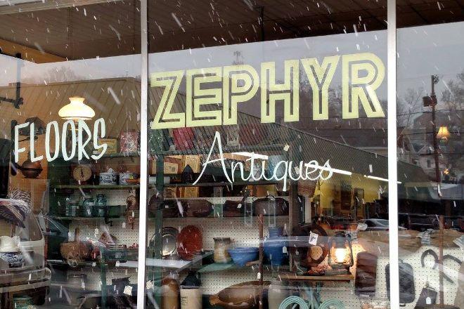 Zephyr Antiques, Abingdon, United States