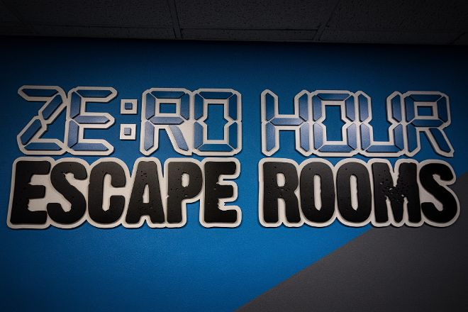 Zero Hour Escape Rooms, Duluth, United States