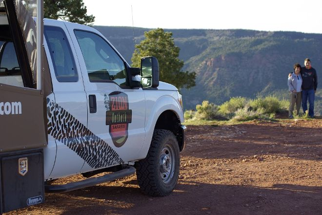 Zion Jeep Tours, Springdale, United States