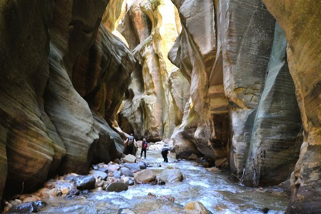 Zion Rock & Mountain Guides, Springdale, United States