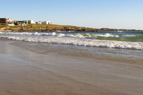 Beaches at Cabo Polonio, Cabo Polonio, Uruguay