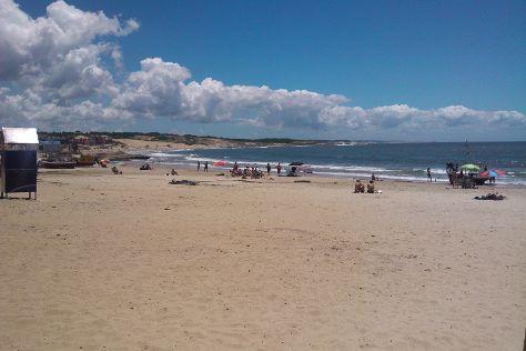 Playa de Los Pescadores, Punta del Diablo, Uruguay