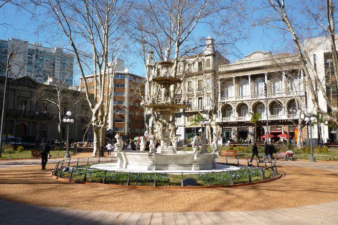 Ciudad Vieja, Montevideo, Uruguay