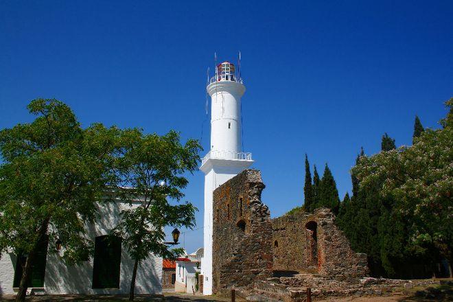Colonia del Sacramento Lighthouse, Colonia del Sacramento, Uruguay