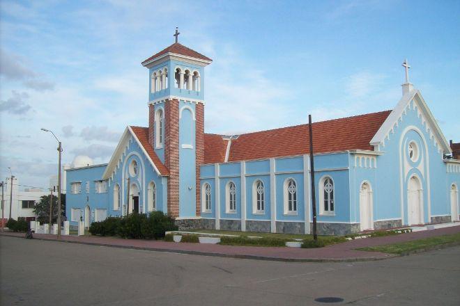 Iglesia Candelaria, Punta del Este, Uruguay