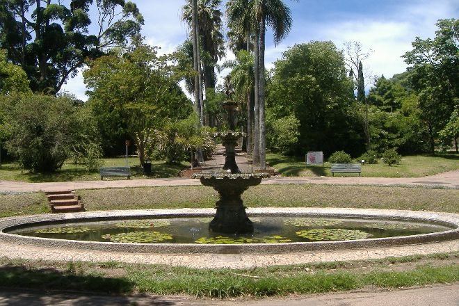 Montevideo Botanical Garden, Montevideo, Uruguay